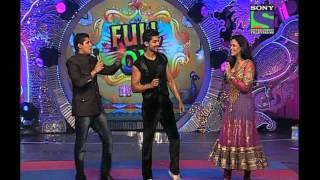 Gurmeet Chaudhary's dance performance - Episode 24
