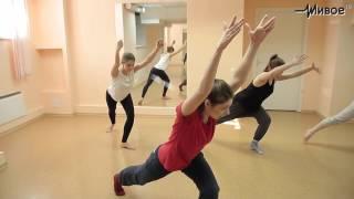 Урок движения. Сontemporary. Алиса Чеботарева