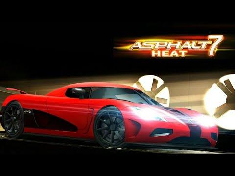 Asphalt 7 Heat HD APK + OBB🎮