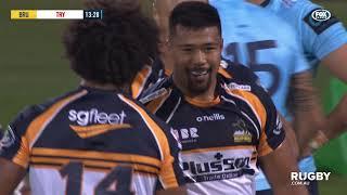 Super Rugby 2019 Round Five: Brumbies vs Waratahs