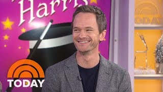 Neil Patrick Harris Talks About His New Children's Book, 'The Magic Misfits' | TODAY
