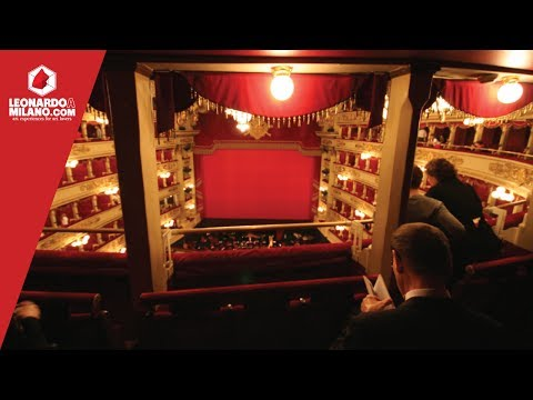 La Scala Opera House and its square - a short video guide