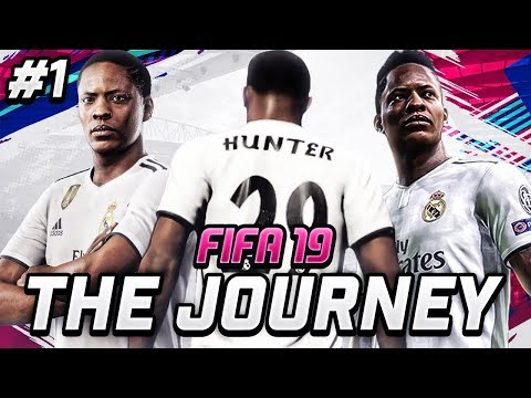 [NEW SERIES] FIFA19 The Journey Ep1 - ONE STORY, 3 HEROES!!
