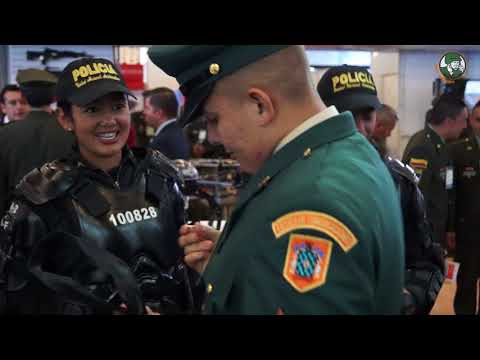 Announcing Expodefensa 2017 International Defense & Security Trade Fair Bogota Colombia