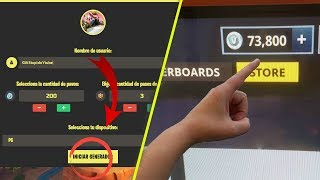 "PAVO Generator WITHOUT HUMAN VERIFICATION? ""THE BEST FORTNITE GENERATORS"" INFORMATION!"