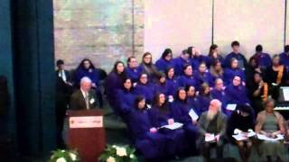 2015 MLK Convocation and Community Celebration Part 2 HD