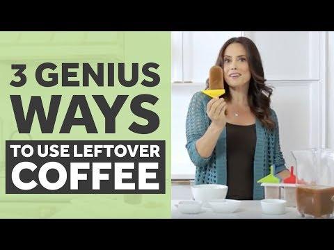3 Genius Ways to Use Leftover Coffee