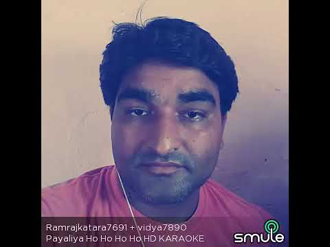Kumar Sanu Voiced Beautiful Song🌷🌷🌹🌹.PAYALIYA HO HO HO..💐💐Enjoy It With My Voice