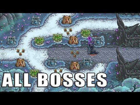 Kingdom Rush Origins【ALL BOSSES】 |