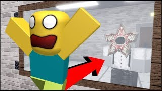 don't look into this evil roblox mirror