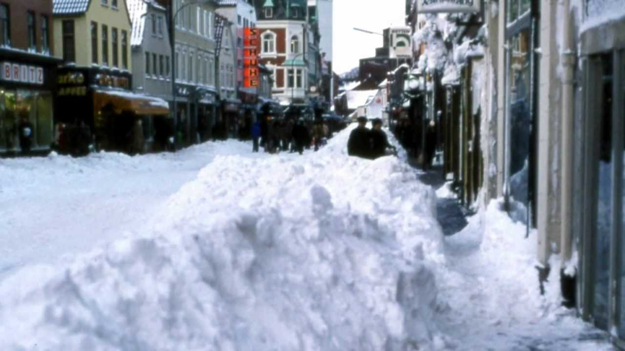Schneekatastrophe 78 79