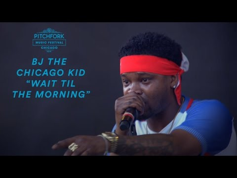 BJ The Chicago Kid performs