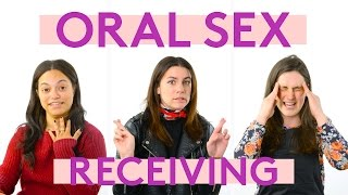 Really sex women Do enjoy giving oral