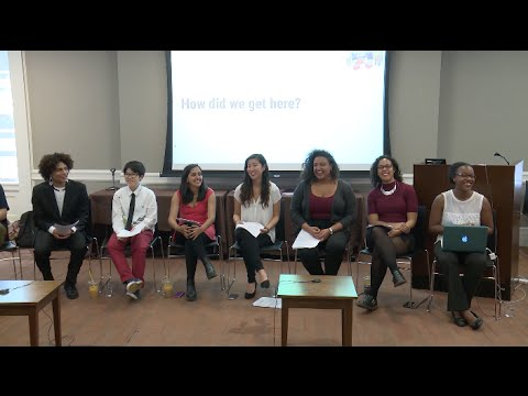"Roundtable on Student Activism, Institutional Change, and ""Diversity,"""