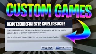 🔴CUSTOM GAMES #ROADTOAMG |🌚Facecam! |💥Deutsch Live!| #Fortnite #Livestream #Gamergirl #eSpOrTleR