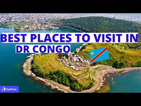 10 Best Places to Visit in the Democratic Republic of Congo