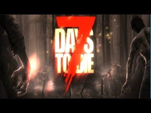 7 Days To Die Wallpaper V1 Youtube