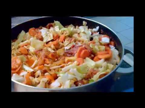 How to prepare my PERFECT Cabbage Stew Recipe: Ghanaian version: The simplest way!