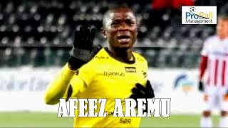 Afeez Aremu   Highlights Video