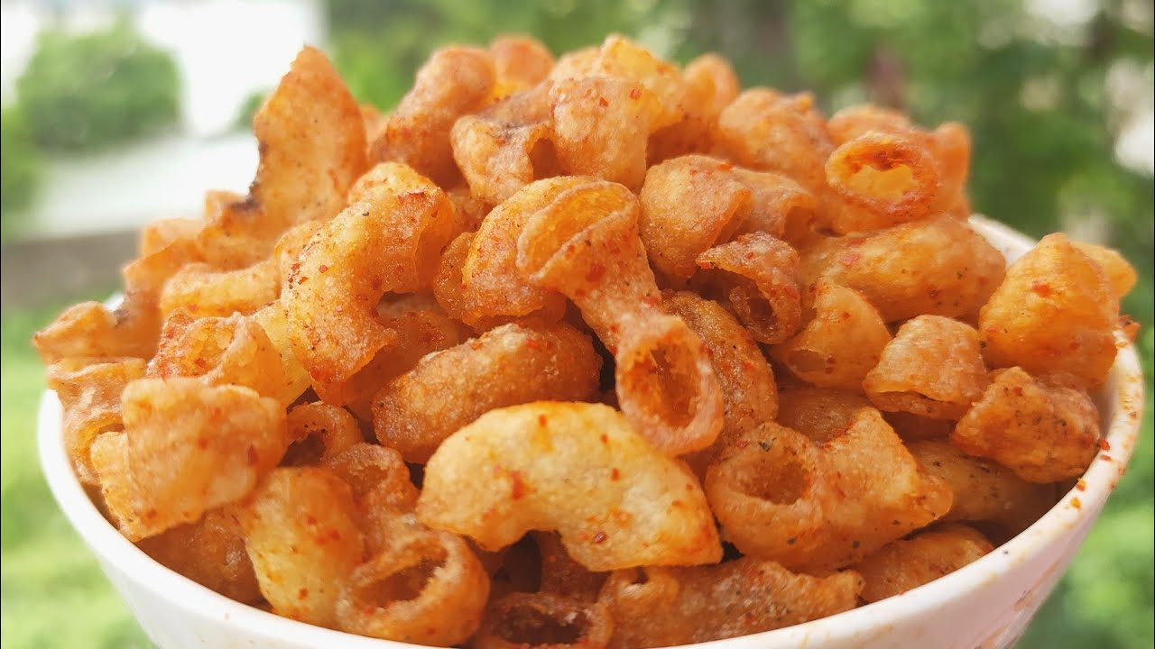Crispy Macaroni recipe | Crispy Macaroni Recipe at Home | DHRUV BHATE |