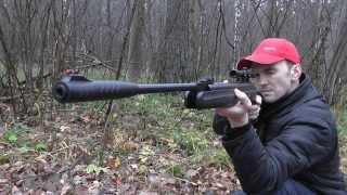 Пневматическая винтовка HATSAN 125 стрельба по шипучим мишеням(, 2013-10-28T02:59:25.000Z)