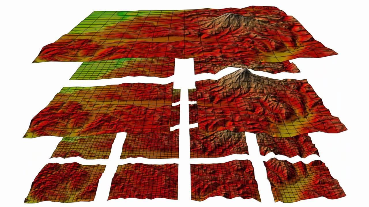Terrain LoD #4 - Chunked LoD v2