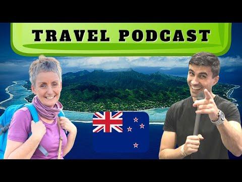 PODCAST: Rarotonga - The Real Paradise on Earth!! ft @the5kilotraveller #30