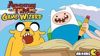 Adventure Time Game Wizard (By Cartoon Network) - iOS / Android - Gameplay Walkthrough