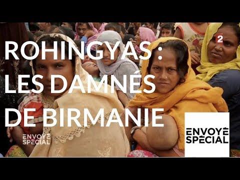 """""""Rohingyas : les damnés de Birmanie"""" le reportage de @nicolabertran et @thomasdonzel  1er prix @PrixBayeux (catégorie Télévision Grand Format @webscam) #PBCN2018 #EnvoyeSpecial est à découvrir ici  - FestivalFocus"""