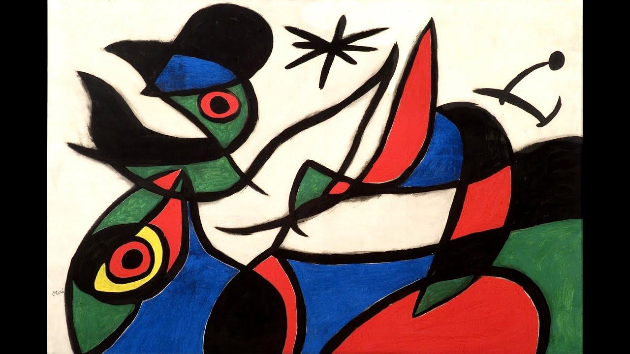 Joan Miró Breve Biografía Ideal Para Niños