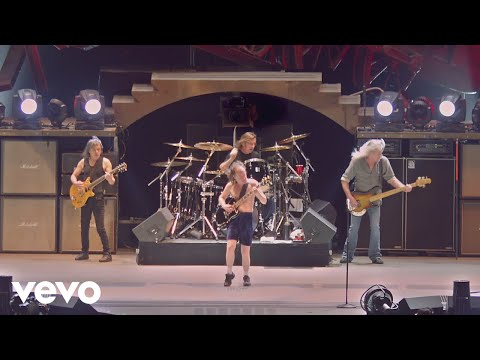 AC/DC - T.N.T. (from Live at River Plate) music
