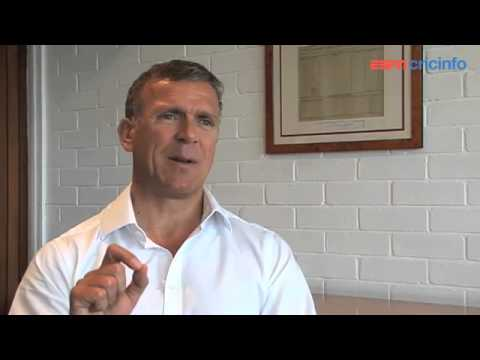 My XI - Alec Stewart: Waqar Younis - 'The quickest bowler I kept to'