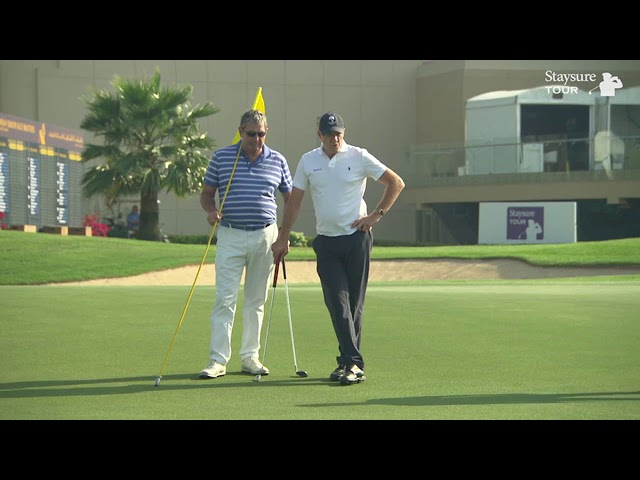 Sharjah Senior Golf Masters 2018 - Preview