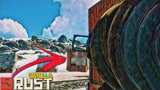 Rust Vanilla 🏰 Clan VS Clan Defesa De Base ONLINE