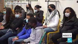 France : des victimes du terrorisme sensibilisent les collégiens