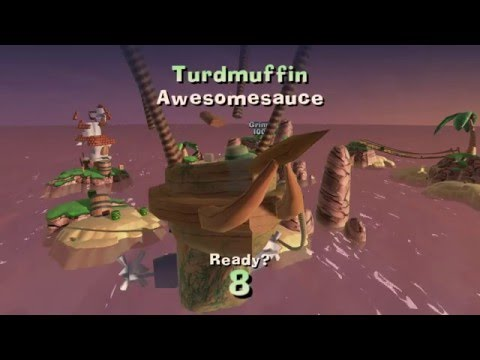 Worms Ultimate Mayhem - Part 1 - BCG |