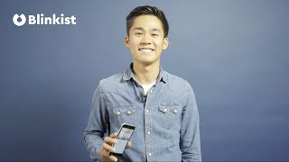 Read a book in 15 minutes with the Blinkist app | Inside Blinkist