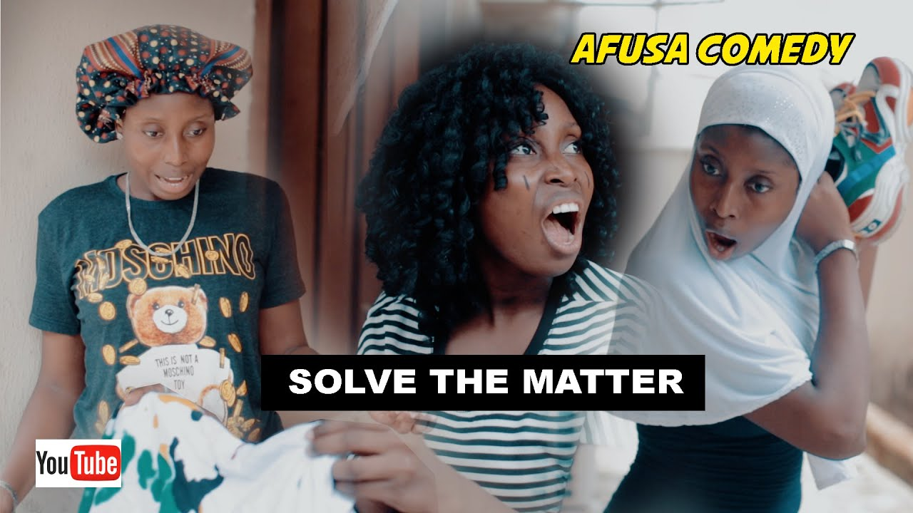 Download AFUSA COMEDY: SOLVE THE MATTER