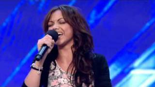 X-Factor 2010 Amy Louise Aldred audition