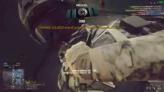 Battlefield 4 - Operation Locker - defi, ACE 23, UNICA and knife killstreak