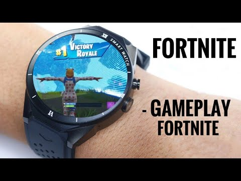TEST - Play Games On Android SmartWatch