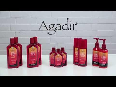 Agadir Int. Hair Shield 450   Anthony Pazos Tutorial