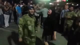 Кадыровцы с БЛЯДЯМИ отдыхают в Крыму