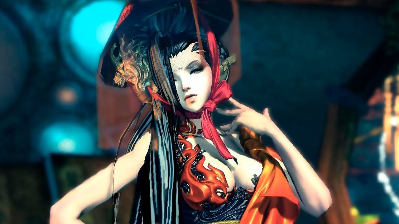 blade and soul yura