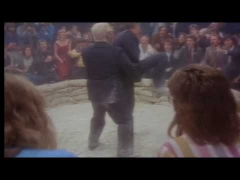 Frankie Goes To Hollywood - Two Tribes Video Destructo - Widescreen