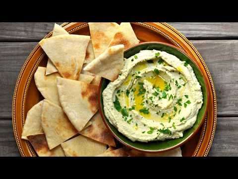How to Make Smooth and Creamy White Bean Hummus