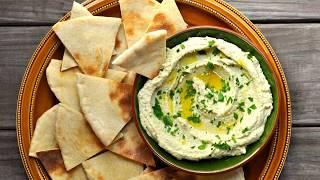 How to Make Smooth and Creamy White Bean Hummus