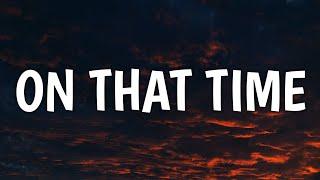 Playboi Carti - On That Time (Lyrics)