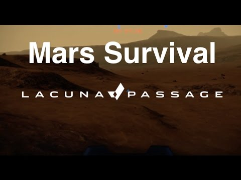 Lacuna Passage - Martian Survival Game