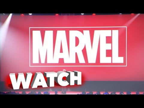 Disney's D23 Expo 2015: Marvel Presentation - Doctor Strange, Captain America Civil War